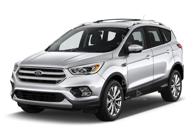 Диагностика ошибок сканером Ford Escape
